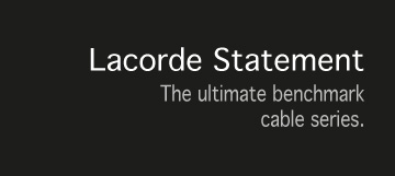 Cabels Lacorde Statement description